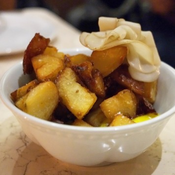 crispy potatoes $10