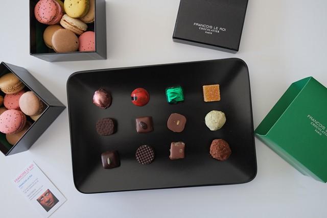 Luxury French Chocolates: Francois LeRoi