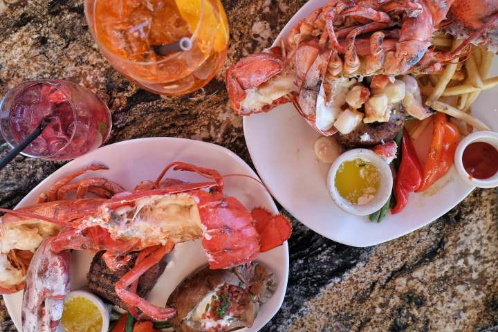 #LobsterSummer at The Keg Steakhouse & Bar